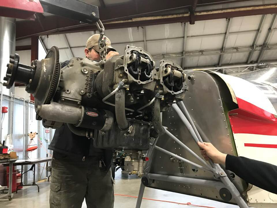 Thorp S-18 - Jim Harter's Blog Page